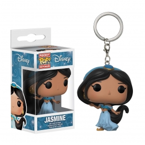 Ключодържател Funko Pocket Pop Disney: Aladdin  - Jasmine, Figure Keychain