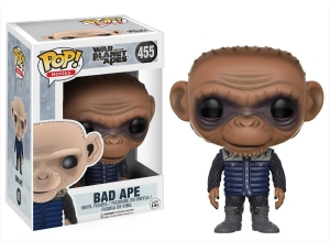 Фигурка Funko Pop Movies: War for the Planet of the Apes - Bad Ape #455, Vinyl Figure