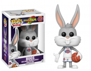 Фигурка Funko Pop Movies: Space Jam – Bugs Bunny #413, Vinyl Figure