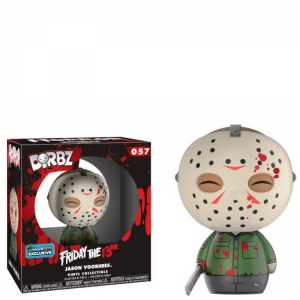 Фигурка Funko Dorbz: Friday the 13th - Jason Bloody #057, Vinyl Figure
