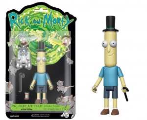Екшън фигурa Funko Pop Animation: Rick & Morty - Mr. Poopy Butthole