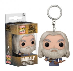 Ключодържател Funko Pocket Pop Movies: Lord Of The Rings - Gandalf, Figure Keychain