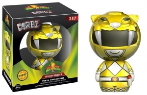 Фигурка Funko Dorbz: Power Rangers: Yellow Ranger #257, Vinyl Figure