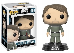 Фигурка Funko Pop Movies: Star Wars Anthology: Rogue One - Galen Erso #186, Vinyl Figure