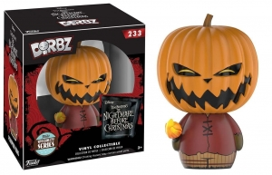 Фигурка Funko Dorbz: The Nightmare Before Christmas - Pumpkin King #233, Vinyl Figure