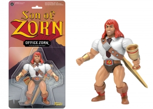 Екшън фигурa Funko Pop Animation: Son of Zorn - Business Zorn